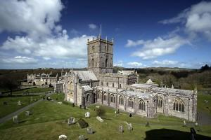 what to do in St Davids - visit st Davids Cathedral