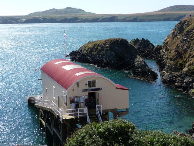 ramsye island St Davids West wales - things to do