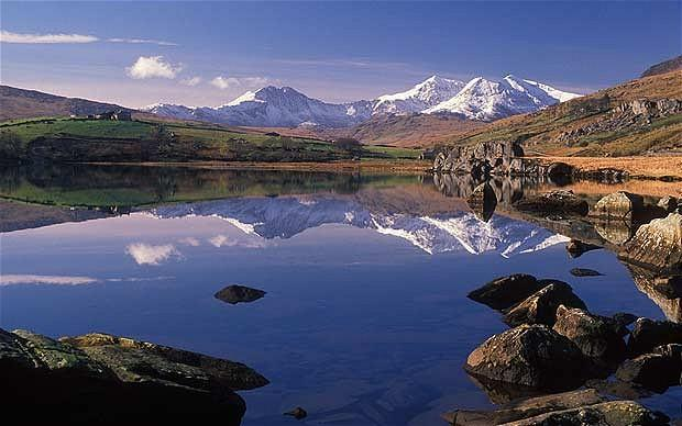 holiday rentals snowdonia example 2