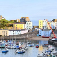 tenby holiday rentals, tenby west wales holiday rentals photos